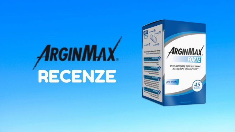 Arginmax recenze