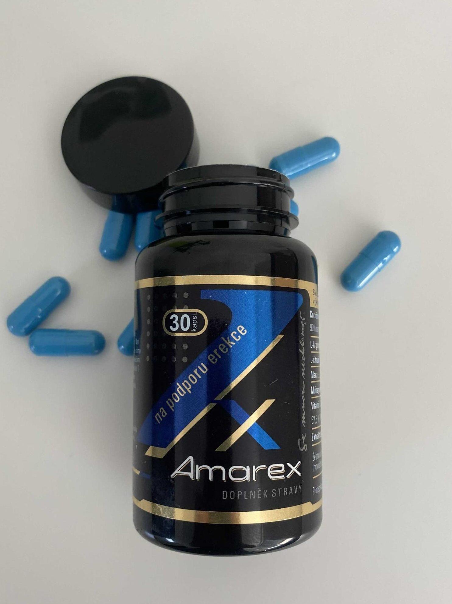 Amarex recenze